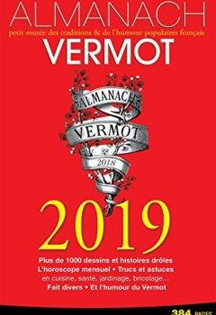 Livres Couvertures de Almanach Vermot 2019