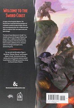Livres Couvertures de Sword Coast Adventurer's Guide