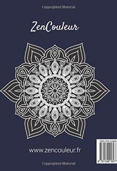 Livres Couvertures de Livre de coloriage anti-stress pour adultes : Mandalas jour et nuit