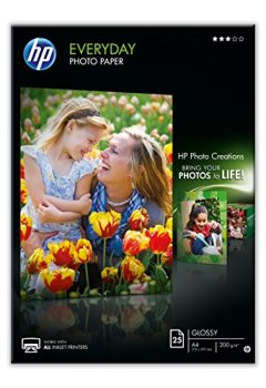 Livres Couvertures de HP Everyday Photo Paper Papier Brillant