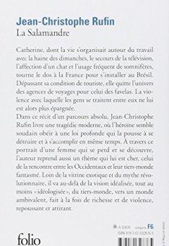 Livres Couvertures de La Salamandre