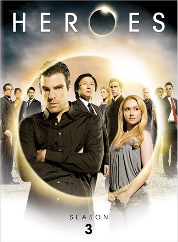 Heroes: Season Three, Milo Ventimiglia