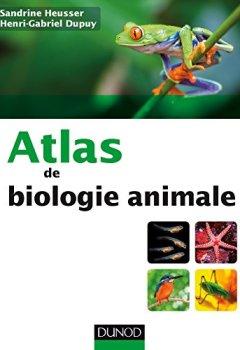 Livres Couvertures de Atlas de biologie animale