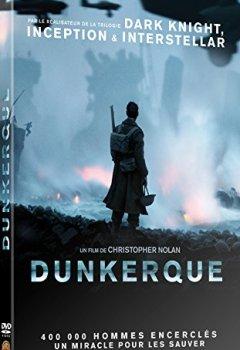 Livres Couvertures de Dunkerque (Dunkirk) - DVD - Christopher Nolan (2017)