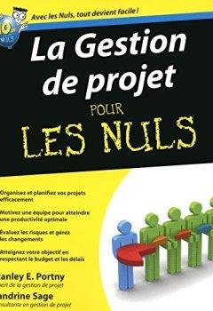 Livres Couvertures de La Gestion de projet pour les Nuls