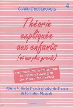 Livres Couvertures de Théorie expliquée aux enfants Vol.4