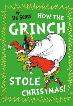 Livres Couvertures de How The Grinch Stole Christmas!