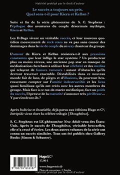 Livres Couvertures de Intrépide T03 de la trilogie Thoughtless (03)