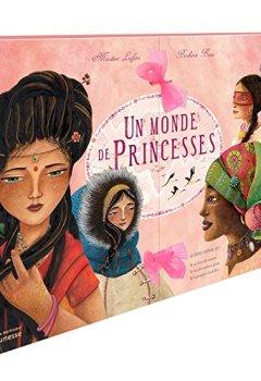 Livres Couvertures de Un monde de princesses