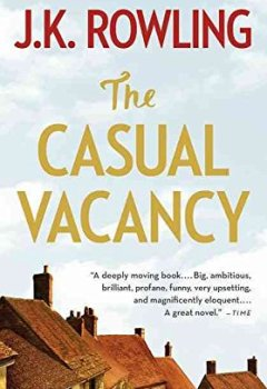 Buchdeckel von [(The Casual Vacancy)] [By (author) J K Rowling] published on (September, 2014)