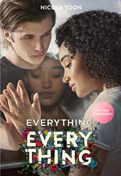 Livres Couvertures de Everything, Everything - Couverture du film