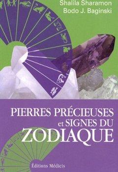 Livres Couvertures de Pierres précieuses et signes du zodiaque : Le pouvoir secret des pierres précieuses et leur relation avec les douze signes du zodiaque