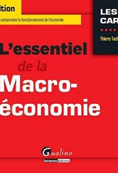 Livres Couvertures de L'Essentiel de la macro-économie 8ème Ed.