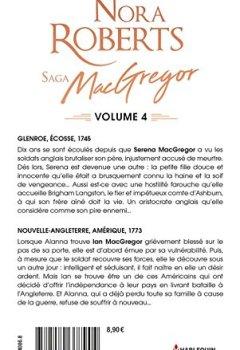 Livres Couvertures de Saga MacGregor - Volume 4