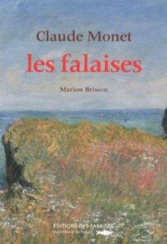 Livres Couvertures de CLAUDE MONET, LES FALAISES
