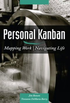 Livres Couvertures de Personal Kanban: Mapping Work | Navigating Life (English Edition)