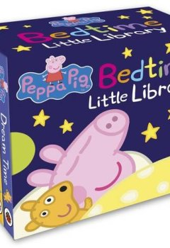 Livres Couvertures de Peppa Pig: Bedtime Little Library