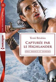 Livres Couvertures de Capturée par le Highlander (Amants et ennemis t. 3)