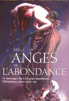 Livres Couvertures de Les anges de l'abondance : 11 messages du ciel pour manifester l'abondance dans votre vie