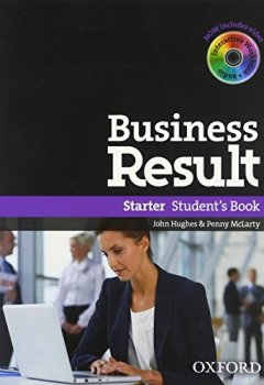 Livres Couvertures de Business Result Starter : Student's Book Pack (1DVD)