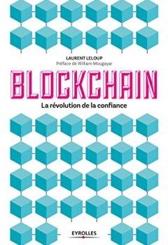 Livres Couvertures de La blockchain. La révolution de la confiance