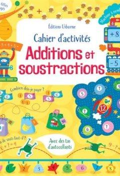 Livres Couvertures de Cahier d'activités - Additions et soustractions