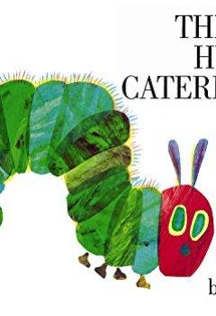 Portada del libro deThe Very Hungry Caterpillar
