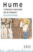 Livres Couvertures de Histoire naturelle de la religion et autres essais