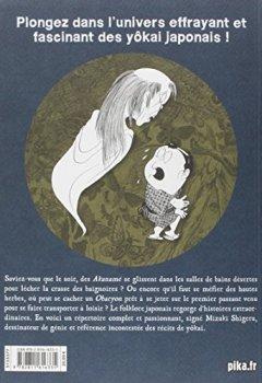 Livres Couvertures de Dictionnaire des Yôkai