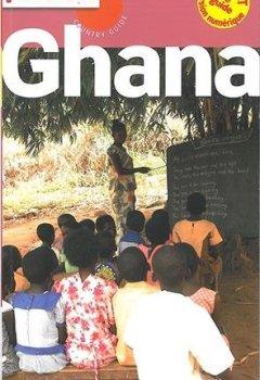 Livres Couvertures de Petit Futé Ghana