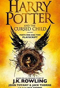 Buchdeckel von Harry Potter and the Cursed Child - Parts One and Two: The Official Playscript of the Original West End Production (Harry Potter Officl Playscript)