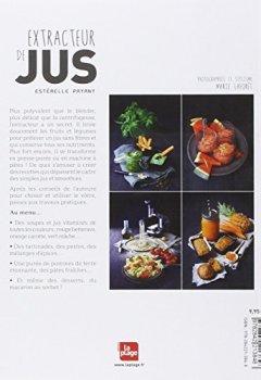 Livres Couvertures de Extracteur de jus