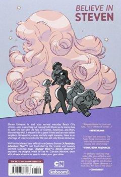 Livres Couvertures de Steven Universe Volume 1