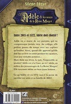 Livres Couvertures de Adèle et les noces de la reine Margot