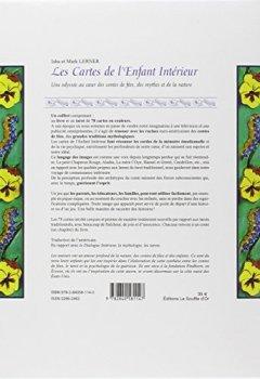 Livres Couvertures de Les cartes de l'enfant intérieur : Une odyssée au coeur des contes de fées, des mythes et de la nature