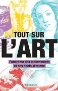 Livres Couvertures de Tout sur l'art : Panorama des mouvements et des chefs-d'oeuvre