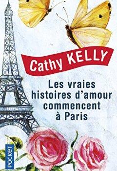 Livres Couvertures de Les vraies histoires d'amour commencent à Paris