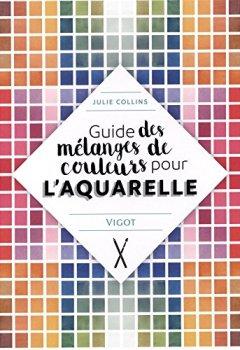 Livres Couvertures de Guide des mélanges de couleurs pour l'aquarelle