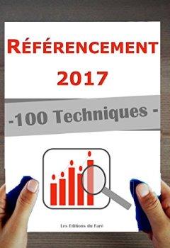 Livres Couvertures de Référencement 2017 : 100 techniques et stratégies SEO à jour