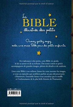 Livres Couvertures de La Bible illustrée des petits