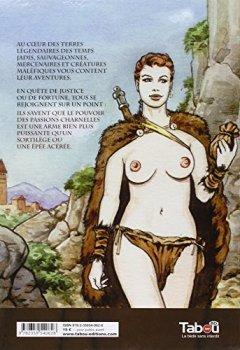 Livres Couvertures de Orgies barbares volume 1