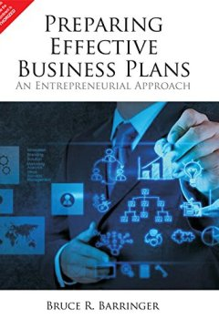 Livres Couvertures de Preparing Effective Business Plans - An Entrepreneurial Approach