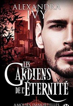 Livres Couvertures de Amours immortelles: Les Gardiens de l'éternité, T13.5
