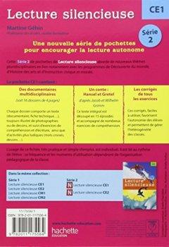 Livres Couvertures de Lecture silencieuse CE1 - Pochette élève - Ed.2011