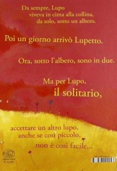 Copertina del libro di Lupo & Lupetto. Ediz. illustrata