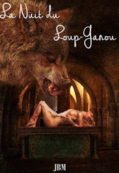 Livres Couvertures de La nuit du loup-garou (Les portes d'Euphoria t. 5)