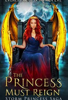 Livres Couvertures de Storm Princess 3: The Princess Must Reign (English Edition)