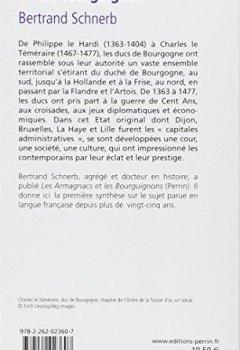 Livres Couvertures de L'Etat bourguignon