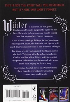 Livres Couvertures de The Lunar Chronicles: Winter (Book 4)