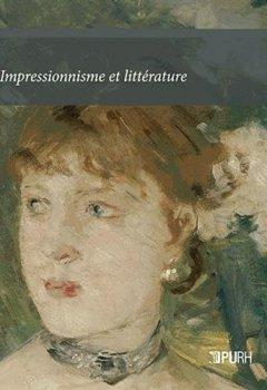 Livres Couvertures de Impressionnisme et littérature
